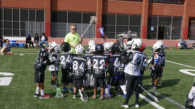April 23, 2016 Boys Practice
