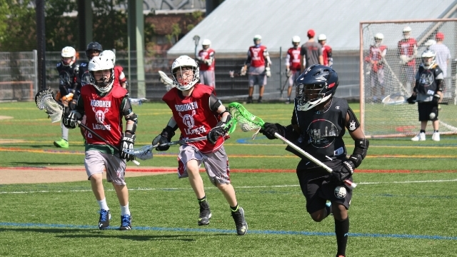 May 14th 5/6 Grade Boys at Hoboken