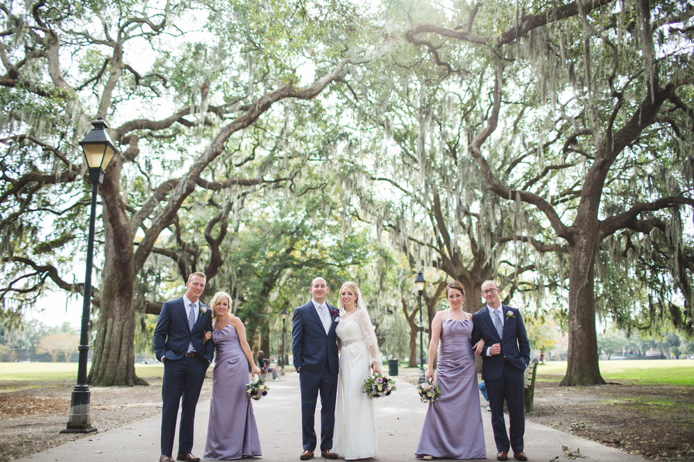 Savannah Georgia Wedding Photography | Destination Wedding Photographer