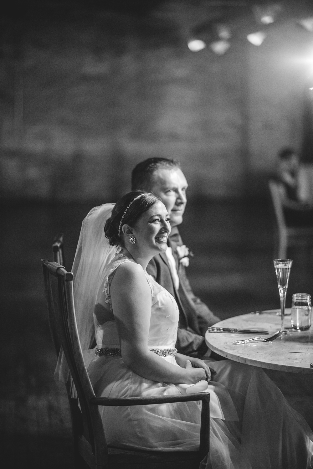 Chicago Wedding Photographer | Wedding at Salvage One Chicago
