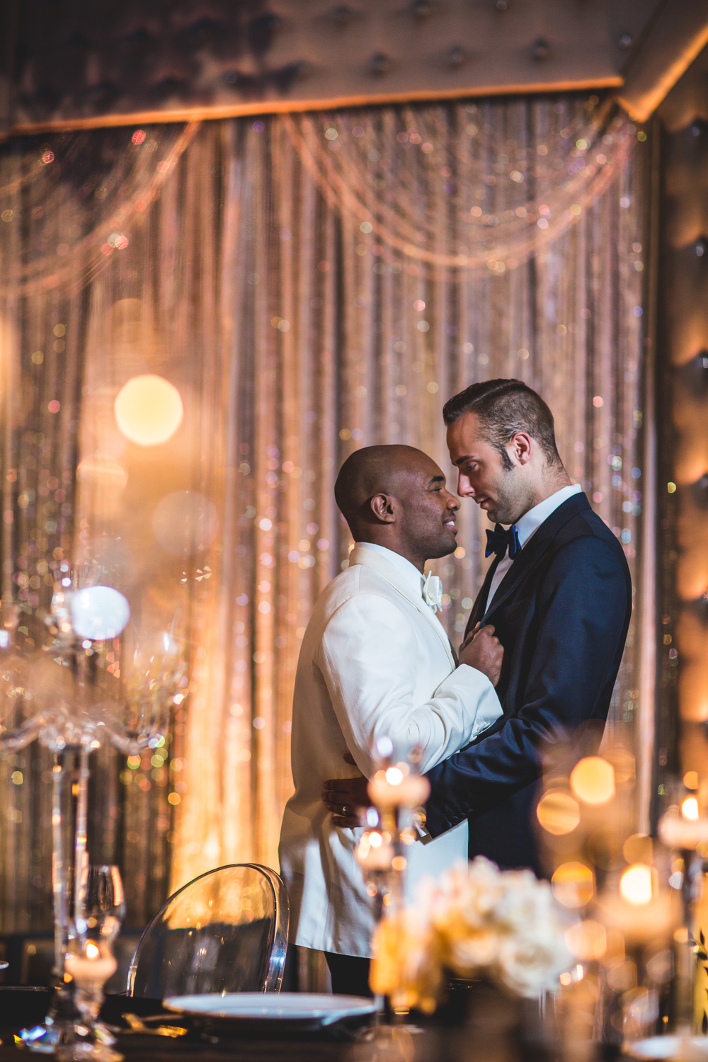 One Love at the Ritz Carlton | Orlando Gay Wedding Photographer