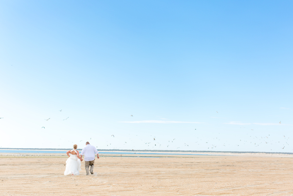 beach destination wedding photography