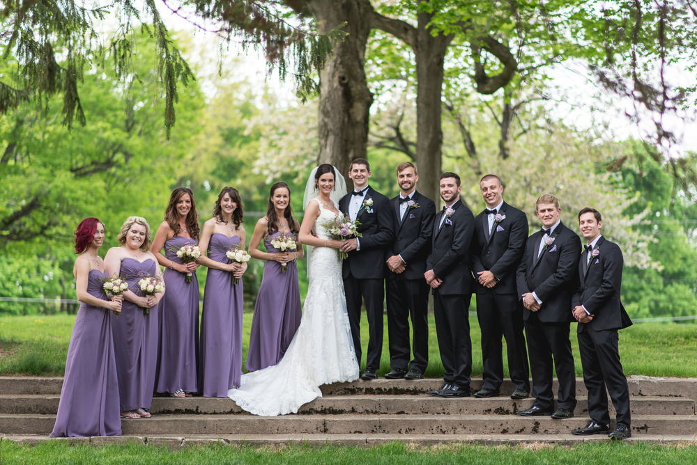 Clare and Zach's Wedding at Pine Ridge Country Club
