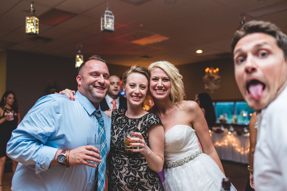 Kaysha and Kyle's wedding at Spire in Geneva Ohio
