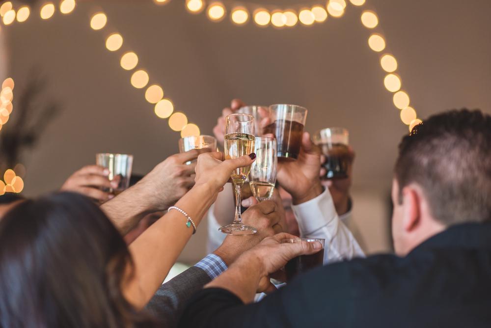 Wedding at Marina Resort in Big Bear Lake California | Felicia + Alek