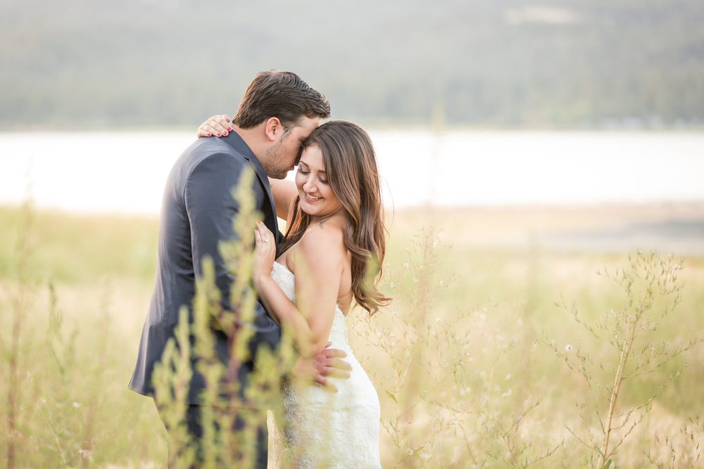 Wedding at Marina Resort in Big Bear Lake California | Felicia + Alek
