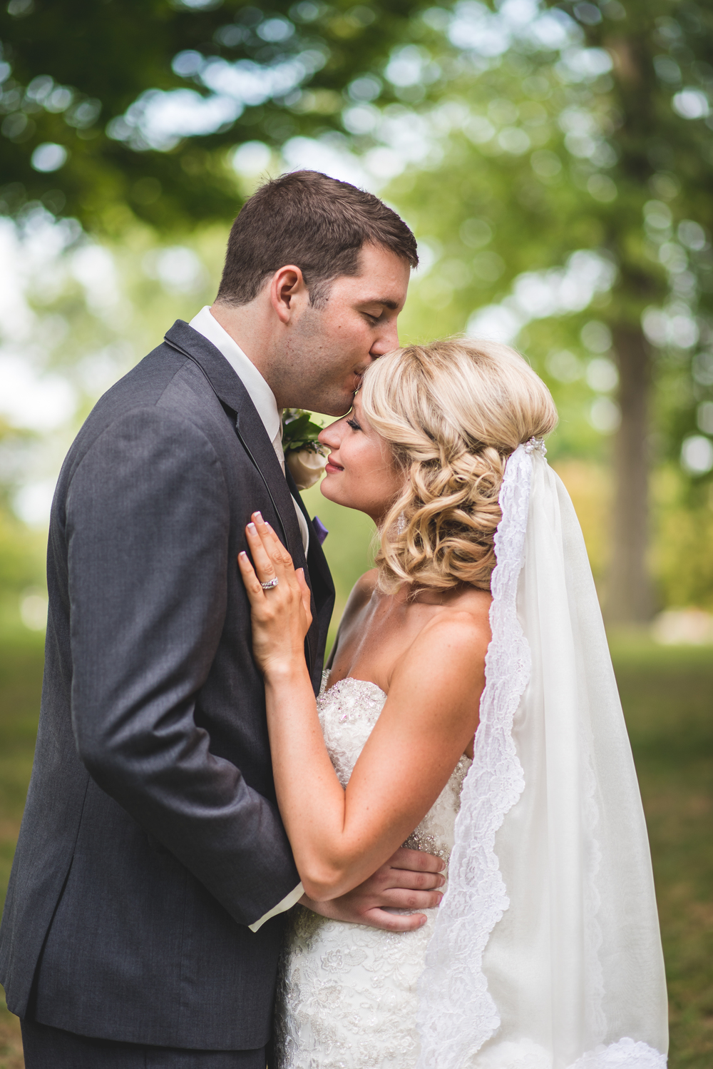 Wedding at The Radisson in Eastlake Ohio | Alysa + Mike