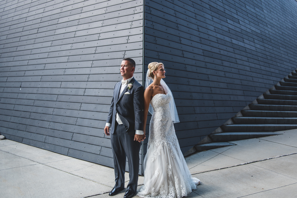 wedding at windows on the river in cleveland ohio | vickie + Joe