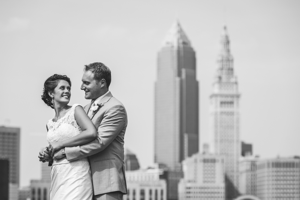connor palace theater wedding in cleveland ohio | meghan and andrew