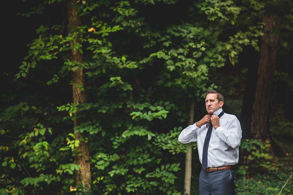 Wedding at The Club at Hillbrook in Chagrin Falls Ohio | Cait + Matt