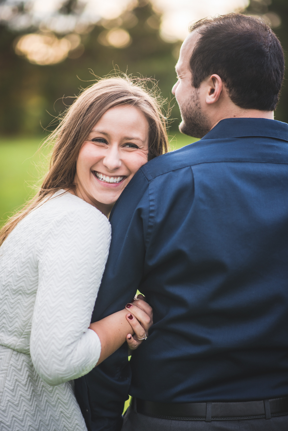 Silver springs park engagement session | Ali + Chris