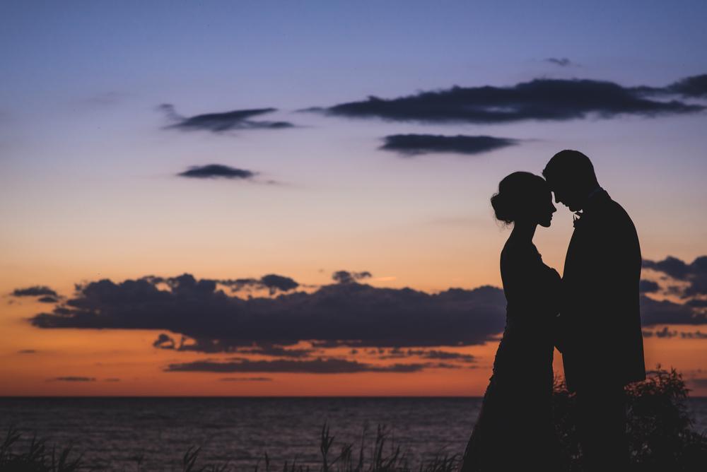 wedding at the geneva lodge in geneva ohio | Whitney and peter
