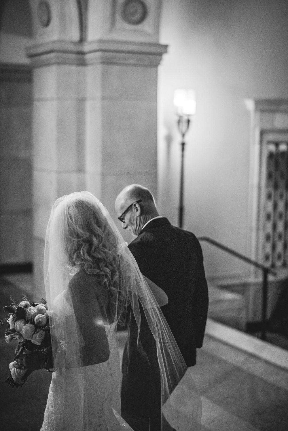 Wedding at Bridges Auditorium in Claremont California | Kelsey + Bryce