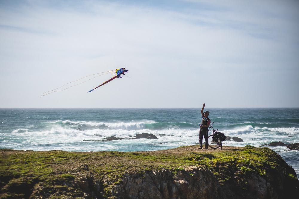 northern california road trip fort bragg glass beach