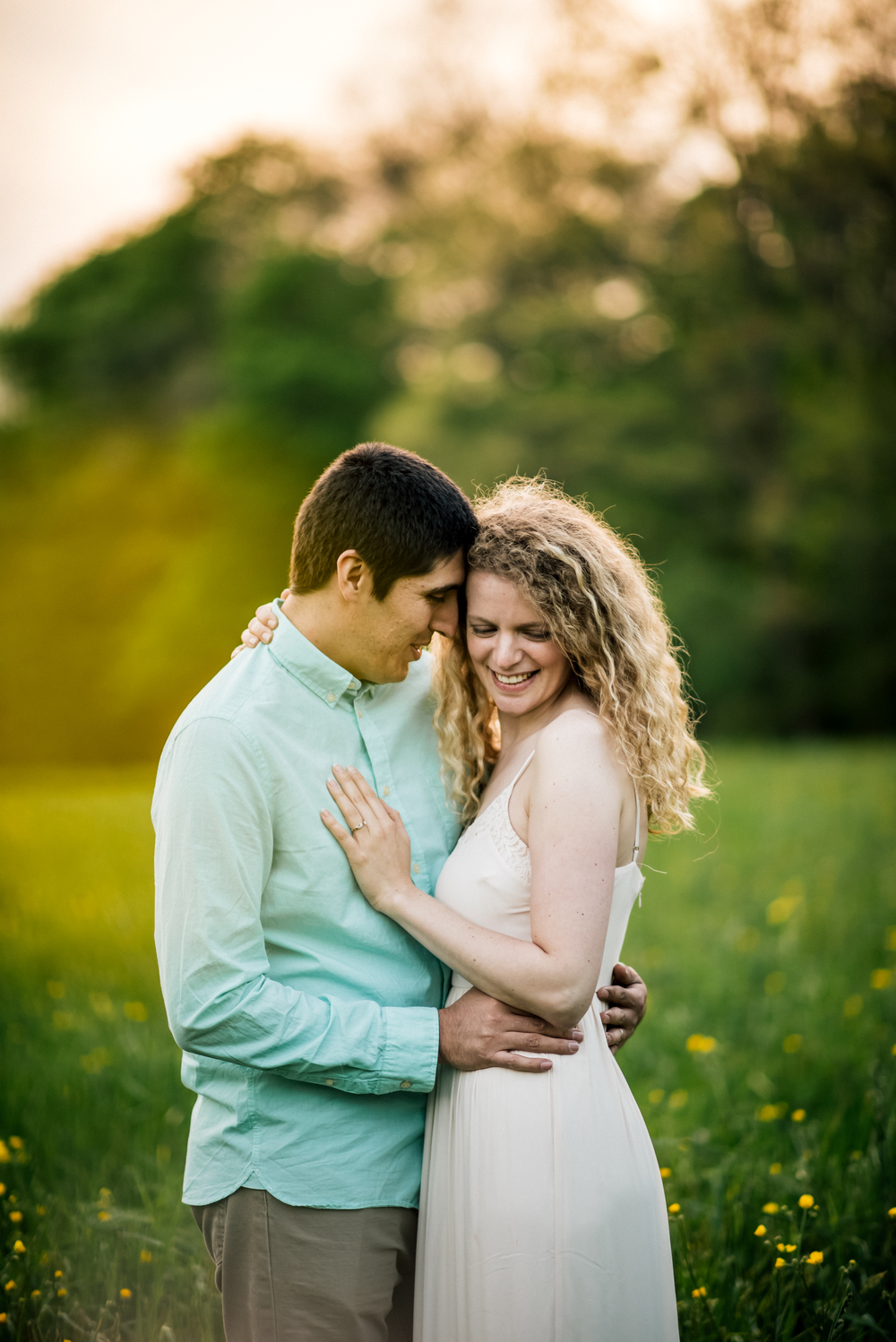 Enagement session in huntsburg ohio gaelle and juan nick plus danee photography