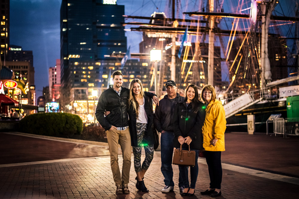Baltimore photographers | Nick Plus Danée Family Trip