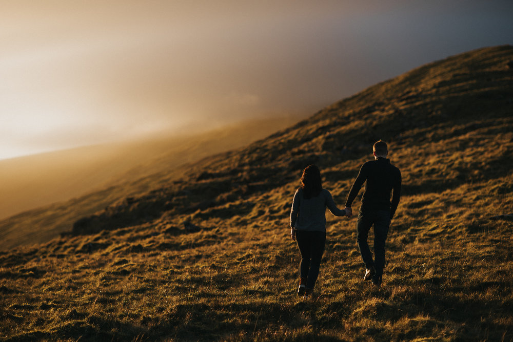 Dingle Ireland Adventure Session | Laurie + Dave