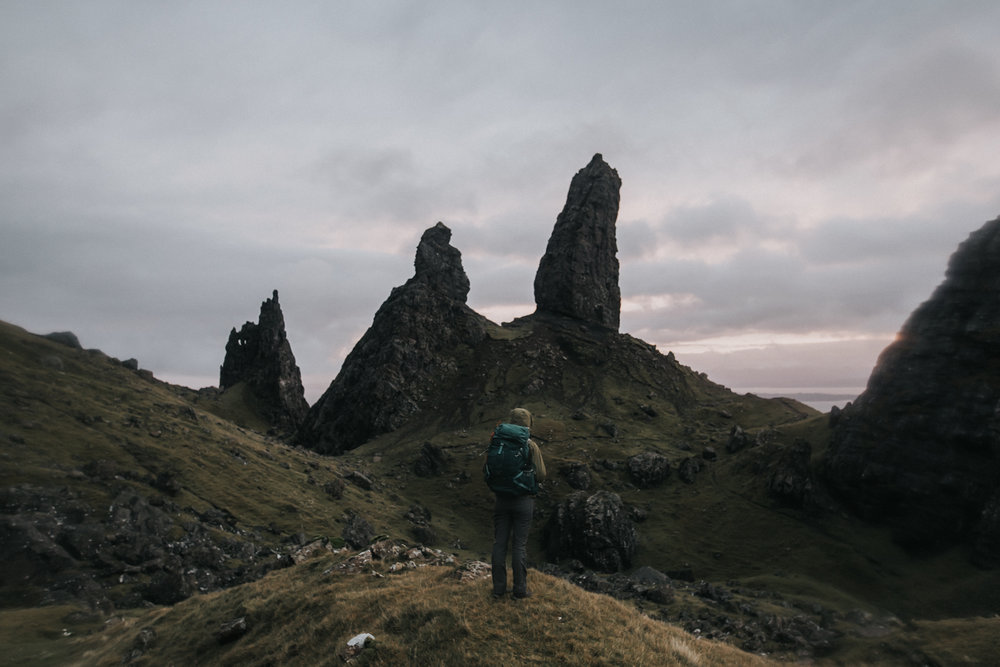 Eurotrip Camping Scotland and Isle Of Skye