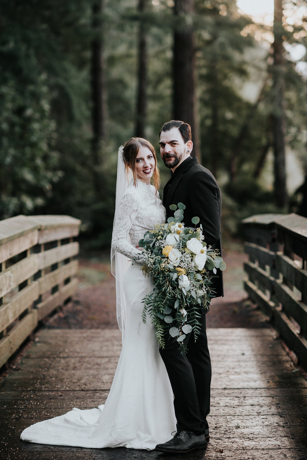 Wedding at Alderbrook Resort & Spa in Union WA | Katherine & Matthew