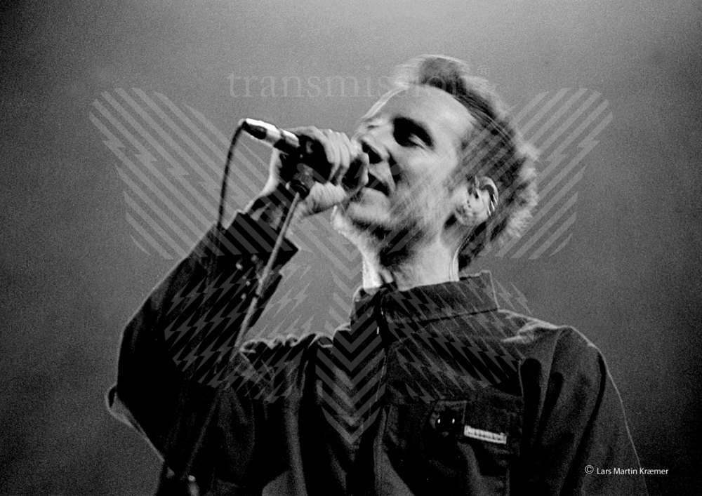ROBERT DEL NAJA    / MASSIVE ATTACK