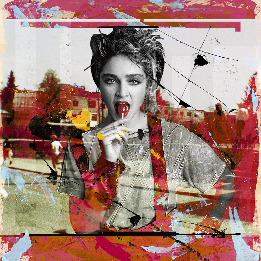 MADONNA LOLLIPOP