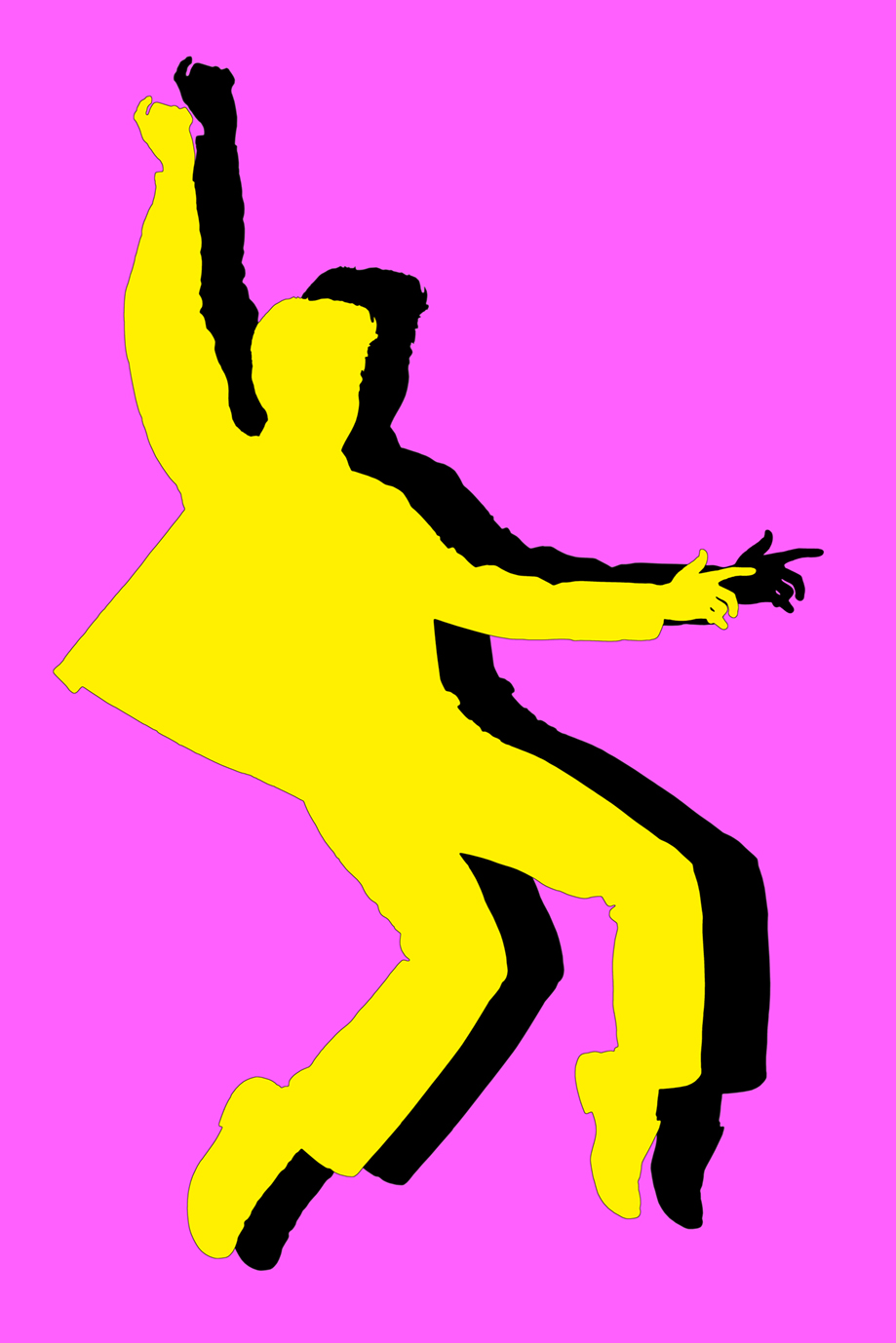 ELVIS DANCE SHADOW