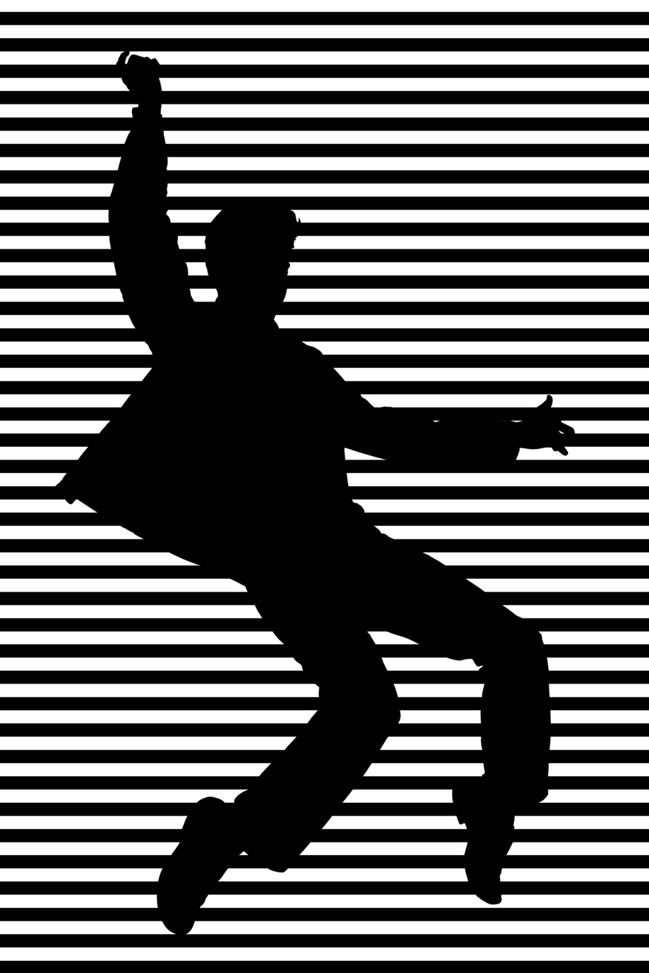 ELVIS DANCE STRIPES 3