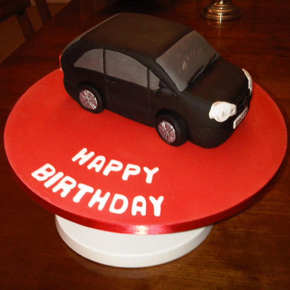 Black Car Birthday Cake.png