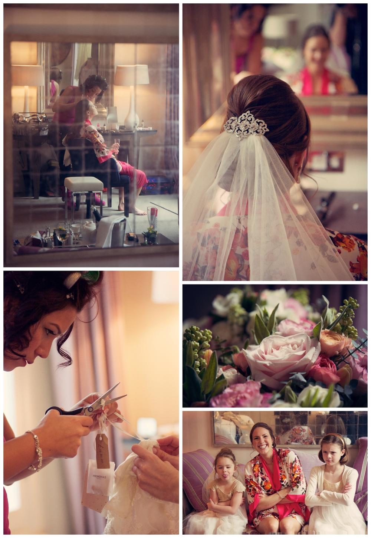 ICA wedding photography
