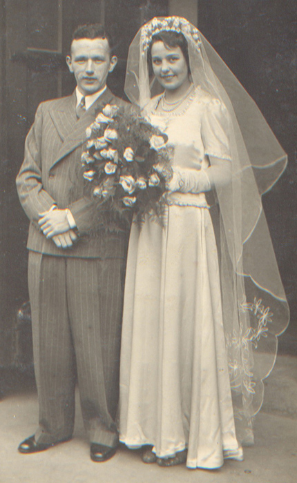 Wedding Photography 1942