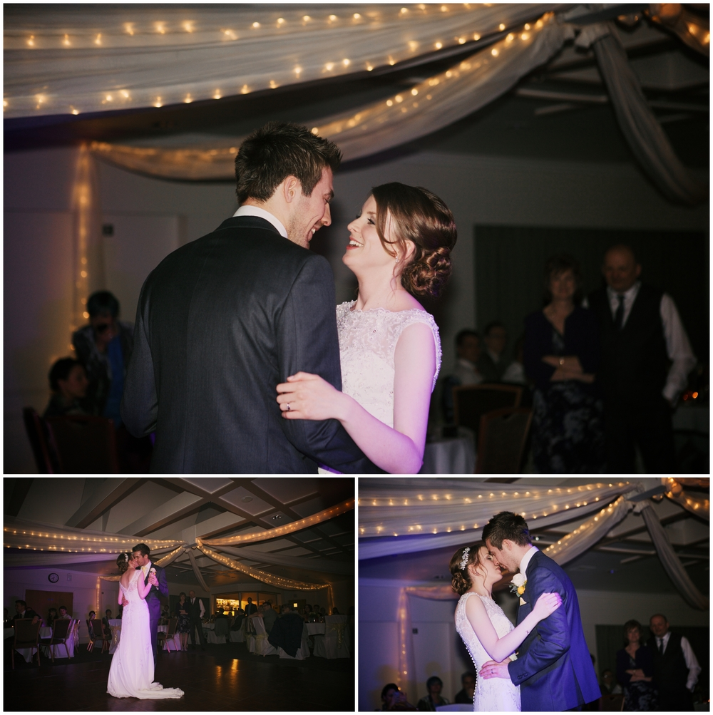wychwood golf club wedding