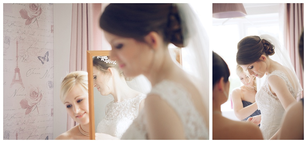 Cheshire wedding make-up artist