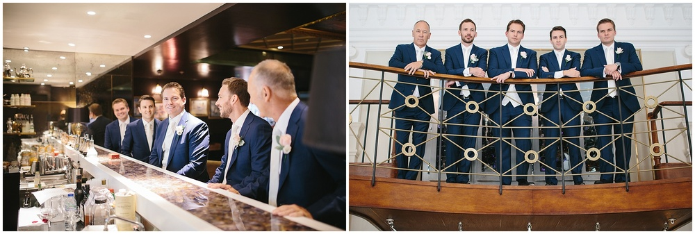 st. james hotel london wedding