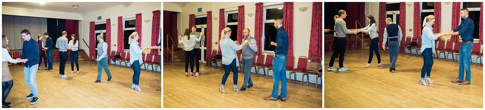 First Dance Workshop