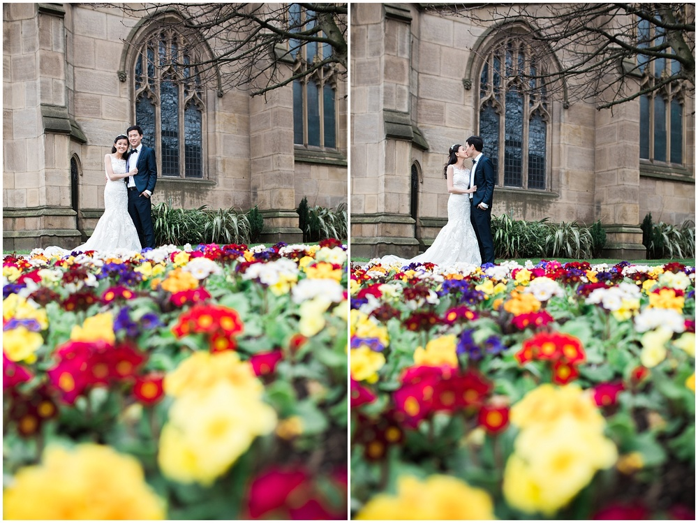 Leeds Minster Wedding Photography