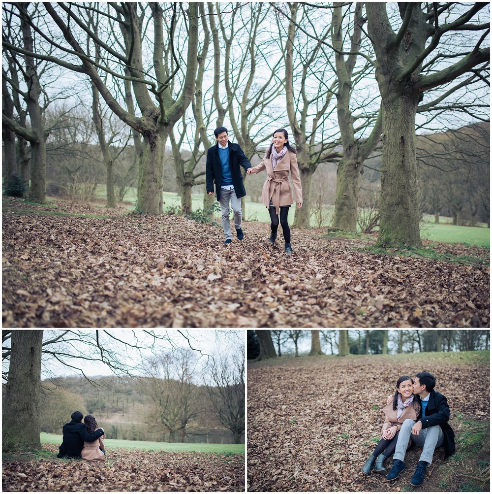Leeds Engagement Shoot
