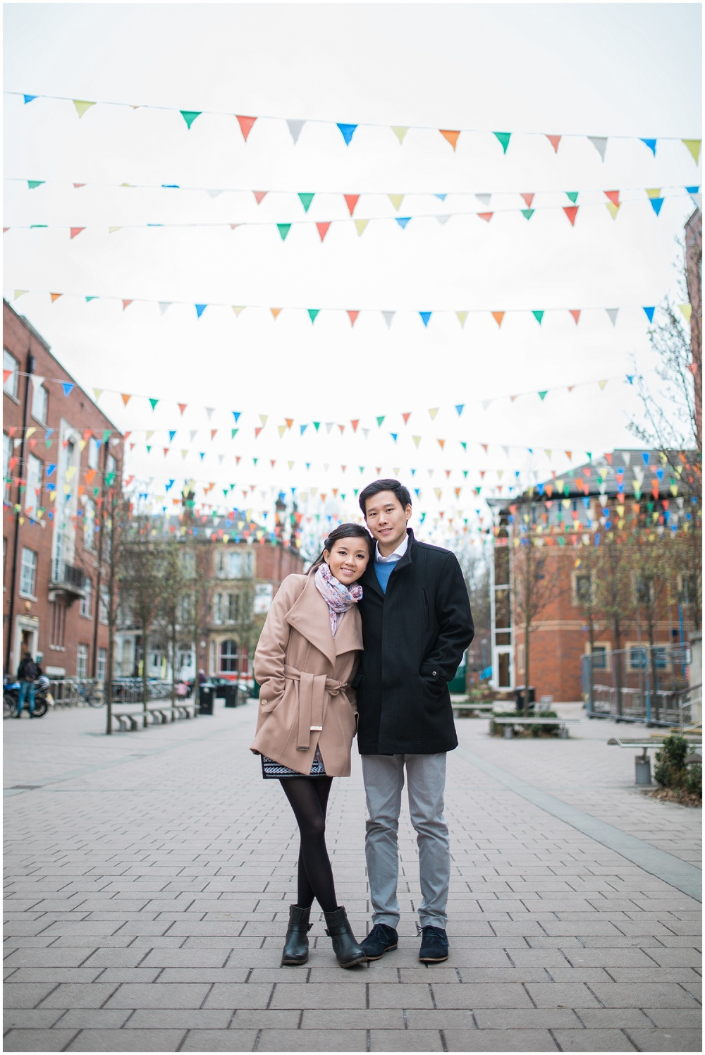 Leeds University Engagement Photography