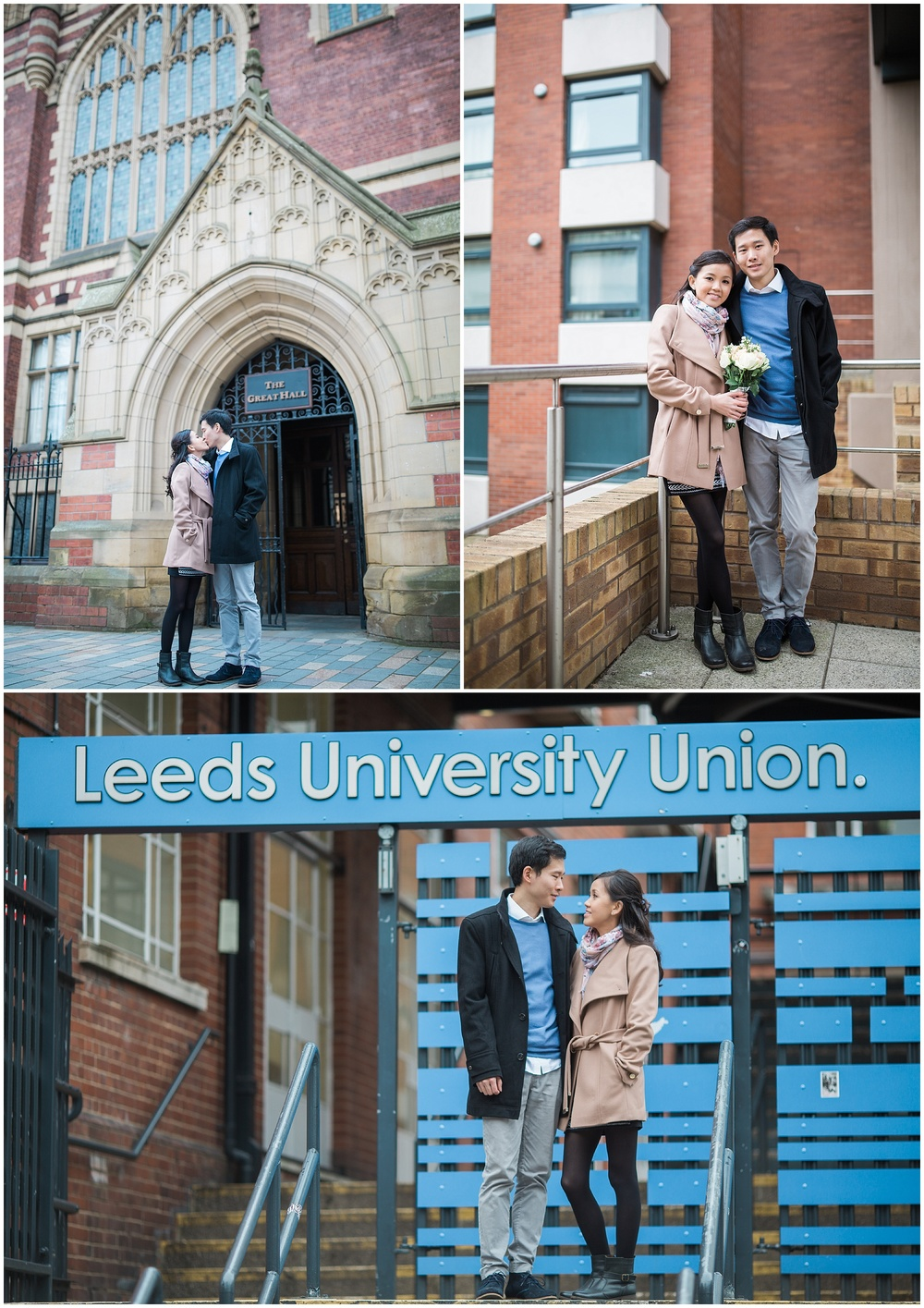Leeds Uni Engagement Shoot