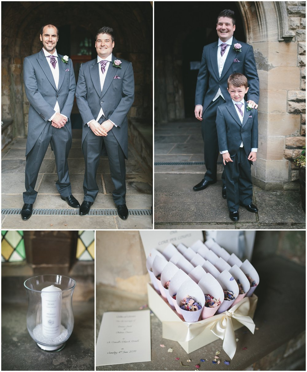 crowle church wedding