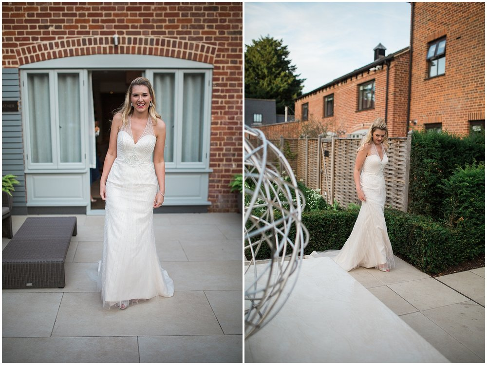 Sopwell House Bride