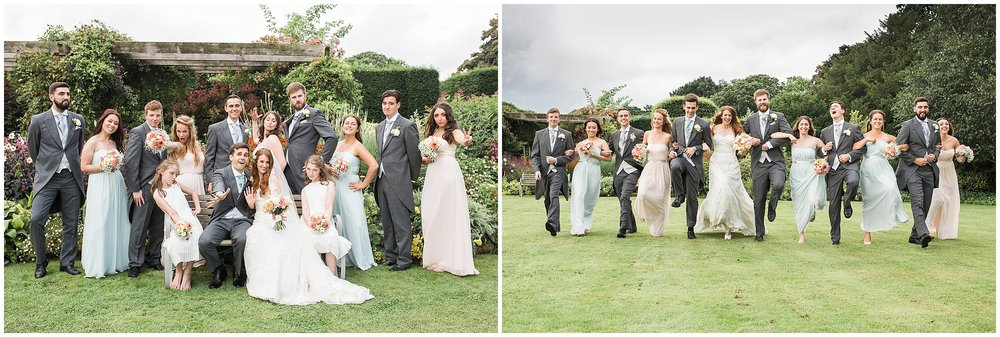 Abbeywood Gardens Wedding Photography