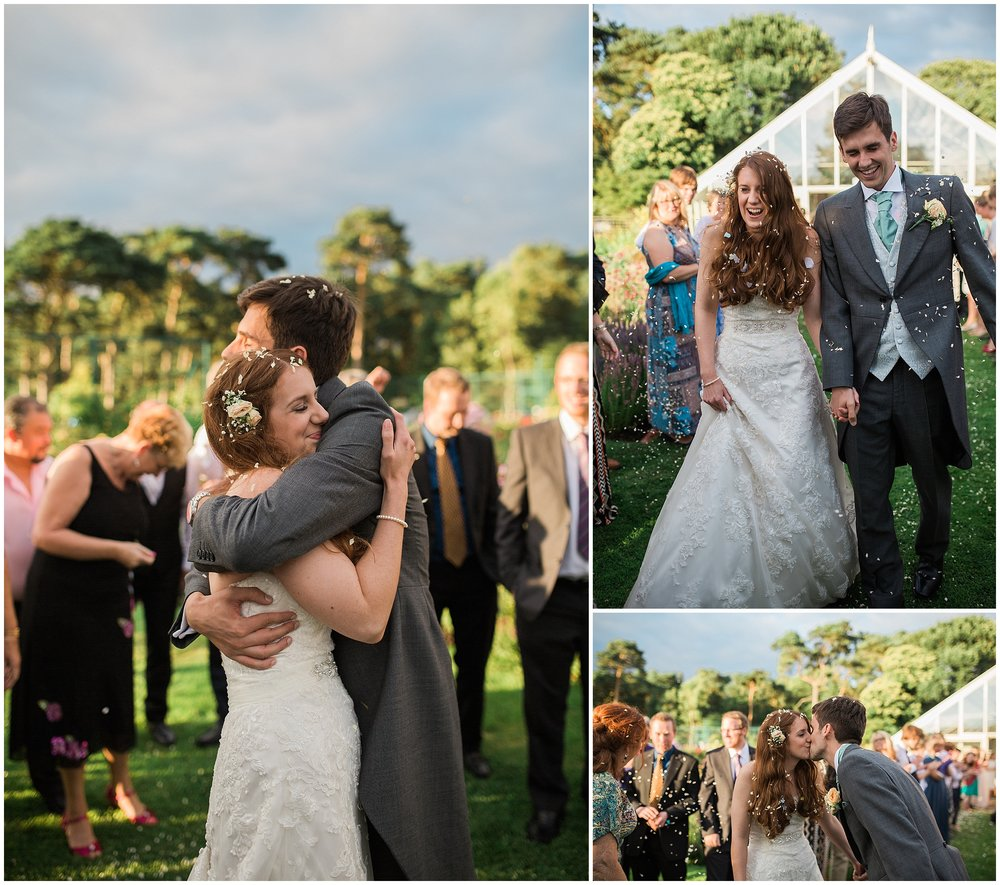 Abbeywood Estate Gardens Wedding