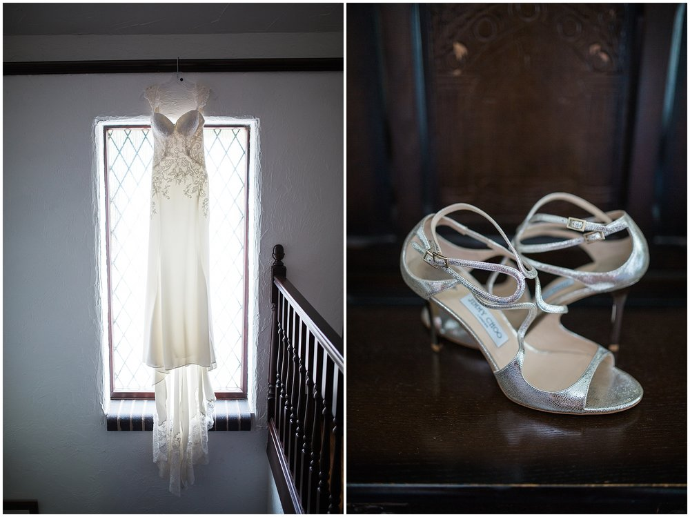 Jimmy Choo Cheshire Wedding