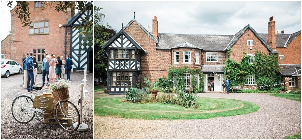 Haslington Hall Wedding