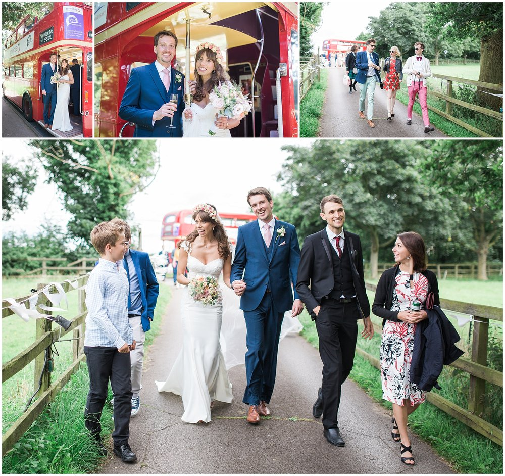 Cheshire Garden Wedding