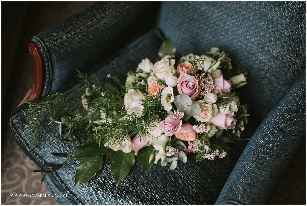 Bouquet by Nova Christy Weddings.