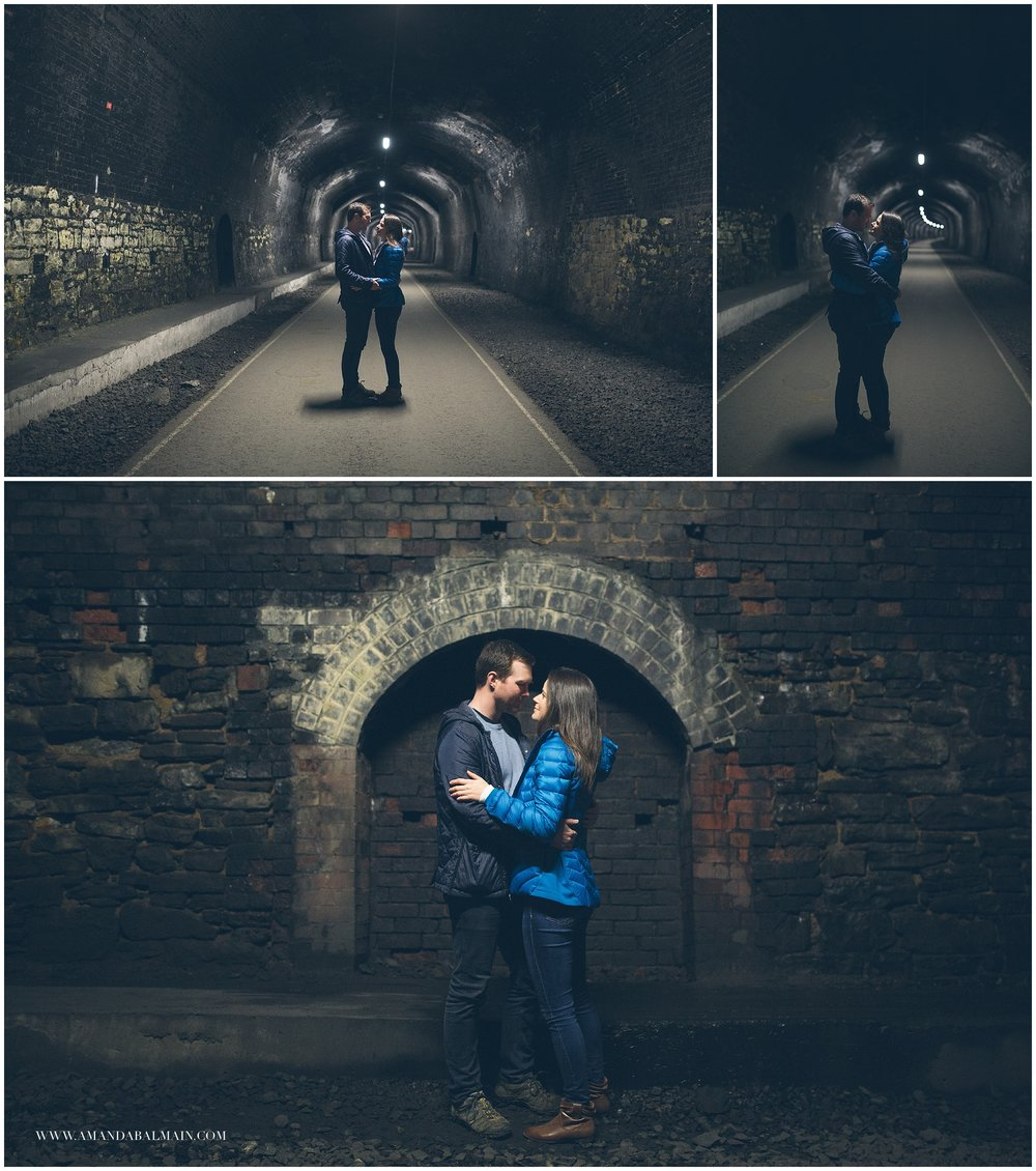 Monsal Trail Engagement Photography