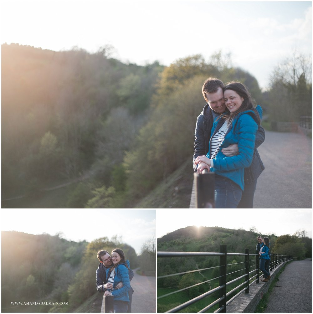 Peak District Engagement Photography