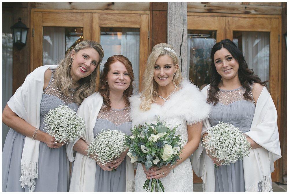 winter-bridesmaids