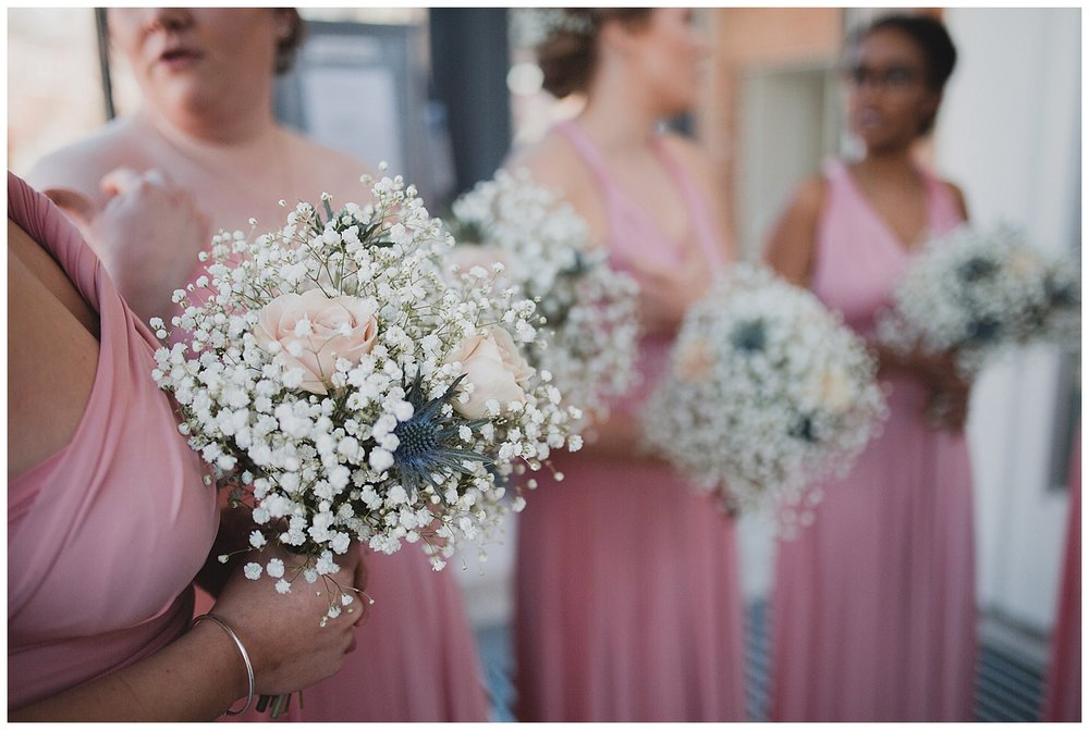 Jill Naughton flowers for an Altrincham wedding